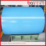 Ral5015 Bobina de aço galvanizado pré-pintada / revestida de cor