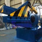 Integrierte hydraulische Stahlstab-Alligatorschere
