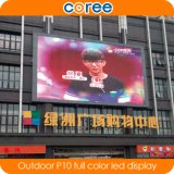 Exteriores High Brightness P10 Full Color Display LED