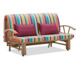 Sofa mit Bett mit Matratze und Vacum Paket