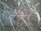 Pendre poli économique meuble lavabo en marbre gris Tops/comptoir/brames ou des tuiles