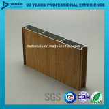 Aluminiumküche-Schrank-Profil kundenspezifisches Aluminiumprofil
