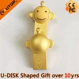 2016 새로운 선물 황금 원숭이 USB2.0/3.0 섬광 드라이브 (YT-M3.0)
