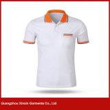 نمو تصميم ملابس لأنّ لعبة غولف رياضة [ت-شيرت] لباس ([ب114])