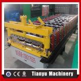 Metalldach-Stahlfliese-Panel-Profil, das Maschine bildend kaltwalzt