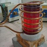 Apparecchio di riscaldamento industriale del bullone di induzione per il trattamento termico del metallo