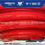 高圧熱可塑性のナイロン管のファイバー編みこみのSAEの油圧ホース100r7r8/En855 R7r8