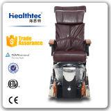 簡単な白黒Pedicureの椅子次元
