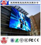 Écran LED haute définition pleine couleur module P10 avec Die-Casting Cabinet d'affichage extérieur