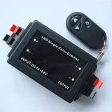 3 Teclas inalámbrico RF Controlador LED de color único