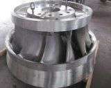 Плавильня OEM для бросать турбинок насоса нержавеющей стали
