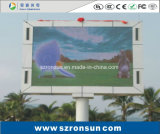P6.25mm impermeabilizzano la pubblicità dello schermo esterno di colore completo LED del tabellone per le affissioni