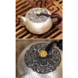 Сублимация передачи Gold горячей штамповки сетку для металлических Teapot