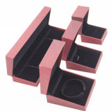 高品質の供給のギフトの宝石類のビロードボックス(J39-E)