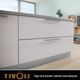 Créateur blanc de peinture Tivo-0315h de Modules de cuisine de qualité et de Modules de vanité de salle de bains