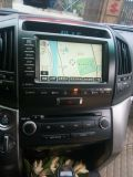 Toyota 땅 함 J200 영상 공용영역 etc.를 위한 인조 인간 5.1 GPS 항해 체계 상자