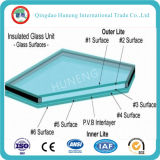 3mm-12mm hartes überzogenes niedriges E Solarglas