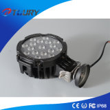 알루미늄 LED 트랙터를 위한 자동 램프 51W 모는 일 빛