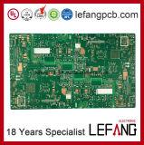 Placa de circuito impresso do PWB para o controle automatizado