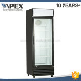 Showcase ereto do refrigerador do supermercado com Ce, CB, RoHS