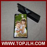 Espaço em branco do Sublimation da impressão de PC+TPU para a caixa do telefone de Huawei P8 Lite