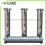 """Recipiente de carcasa de membrana RO de acero inoxidable de 8 """"de Chunke"""