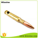 Atacado Popular Promocionais Presentes Custom 50 Caliber Bullet Bottle Opener
