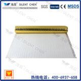 Underlayment de la espuma de 2m m EPE con la película de aluminio