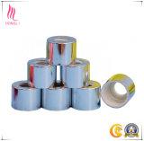 Zilveren Ongevoerde Kappen Metalized