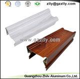 De Uitdrijving van het aluminium/de Profielen van het Aluminium voor de Bouw van Decoratie