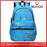 Impresso à prova de Oxford School/Marcha/Sports mochilas Bag para Outdoor