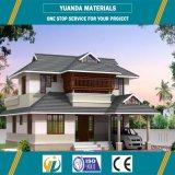 Rcb 시스템 조립식 집 또는 살아있는 집 또는 저장소 조립식 가옥 홈