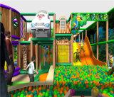 Campo de jogos interno temático da selva de alta qualidade (20140521-014-C-2-1)