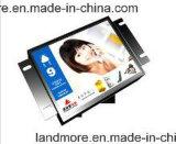 """10.4 LCD van de """" Lift /12.1 """" het /15 """" Van verschillende media van de Passagier Scherm met Hoge Resolutie"""
