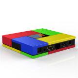 PRO TV boîte intelligente à la guimauve TV de l'androïde 6.0 de cadre de Wechip T95k