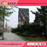 Indicador de diodo emissor de luz do anúncio ao ar livre de P10mm/tela/sinal