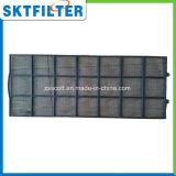 Alto filtro de acoplamiento de nilón del diámetro de apriete del polvo