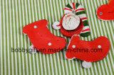 De Herinnering van Kerstmis van de Magneet van de Koelkast van de Hars van de Giften van de bevordering