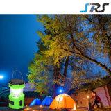 携帯電話の充電器が付いている高品質太陽LEDのキャンプのランタン