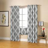Jacquard de nuevo diseño de ventana textil Suave tela de cortina