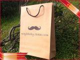 Indumento di carta di stampa del sacchetto di acquisto che imballa sacchetto promozionale