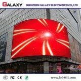 Diseño de curvas de color P8/P10/P/P4.813.91 Alquiler/fijo para interior/exterior de la pared de vídeo LED/panel/firmar/Cartelera/Display para mostrar, la etapa, de la Conferencia, la publicidad
