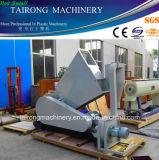 Broyeur de pipe de HDPE/LDPE/PE/PP/PVC/Plastic