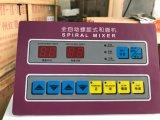 Mezclador comercial automático de la harina con el panel del Miro-Ordenador