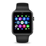 Perno magico di Smartwatch della vigilanza 2.5D di Dm09 Bluetooth dell'arco HD dello schermo di sostegno SIM delle unità portabili astute della scheda per il Android dell'IOS