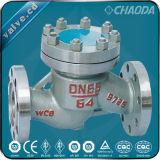 Go standard en acier moulé Pn-Grade Clapet antiretour de relevage