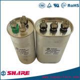 Capacitor do condicionador de ar do capacitor Running do motor Cbb65