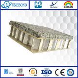 Comitato di alluminio di pietra leggero del favo