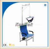 자궁 경관 견인을%s 수동 견인 의자