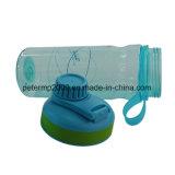 800 мл 28oz прозрачных Private Label вибрационного сита, пластиковые бутылки спорта бутылка воды